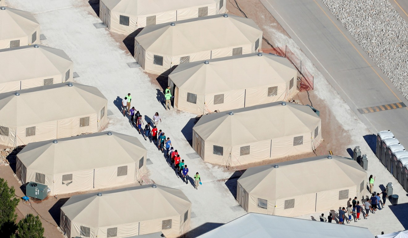 US to allow indefinite detention of migrant children under new Trump administration rule