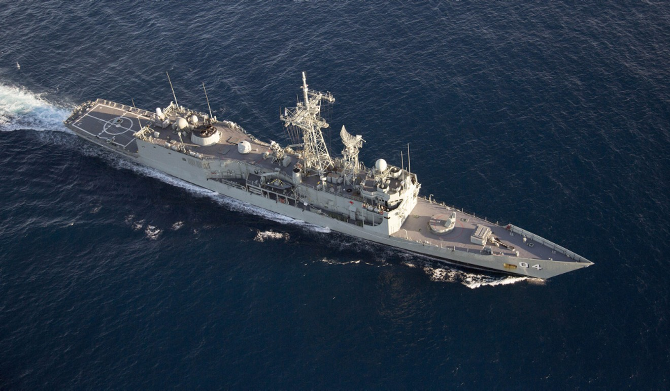 Australia to send a 'modest' contribution to join US in Strait of Hormuz security mission
