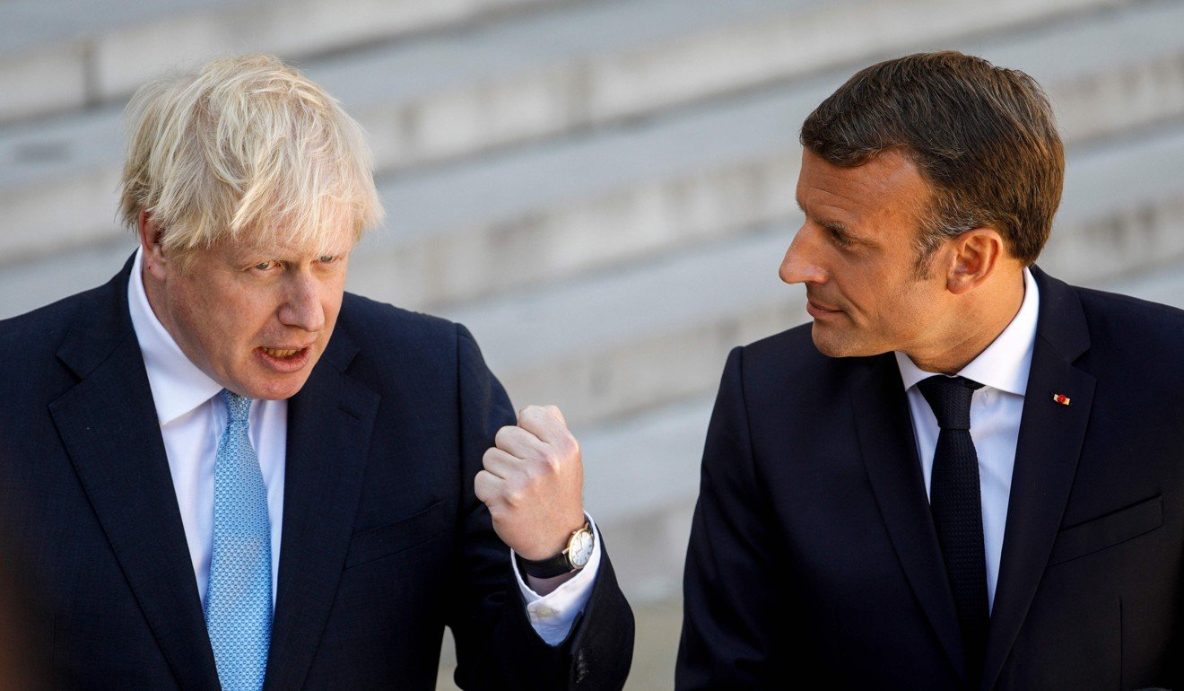 'I want a deal': UK PM Johnson presses for new Brexit negotiations, but French leader Macron rules out major compromises