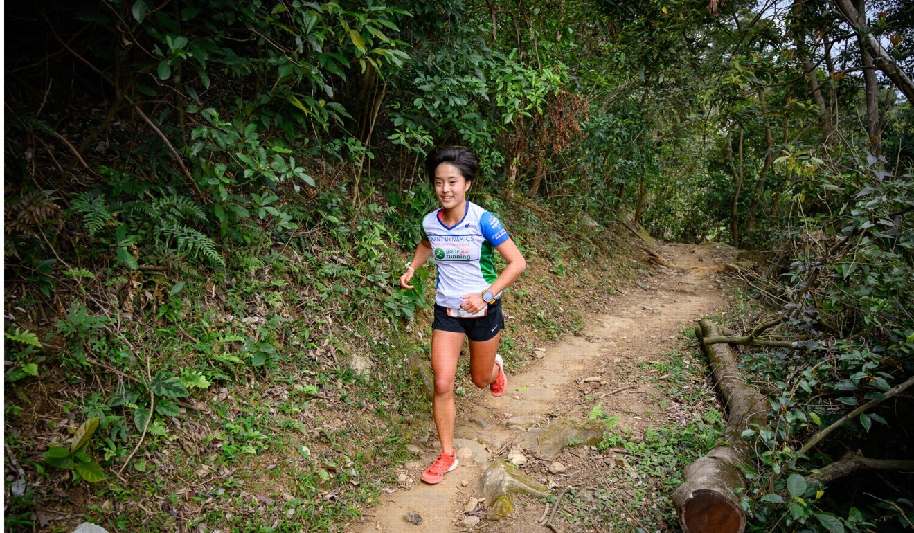 Mary Hui soon finds out how finite mental energy is when she tries to run despite a lack of sleep. Photo: Hong Kong Biji