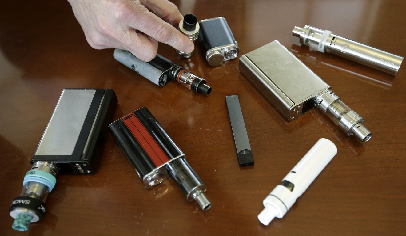 US patient dies from mysterious vaping-related illness in what could be first death linked to smoking alternative