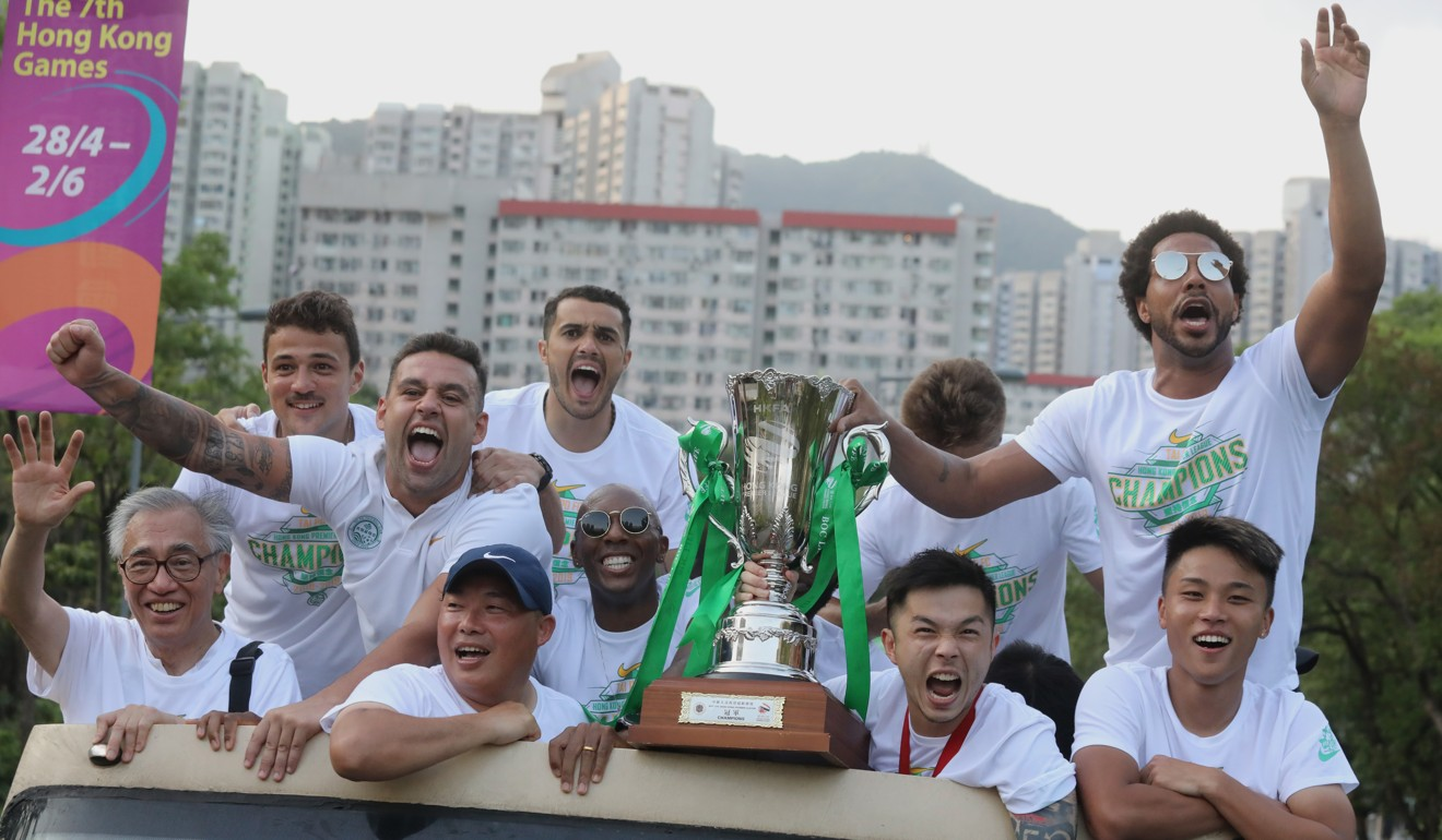 Hong Kong Premier League: Kitchee, R&F and Eastern dream of title but what next for champions Tai Po?