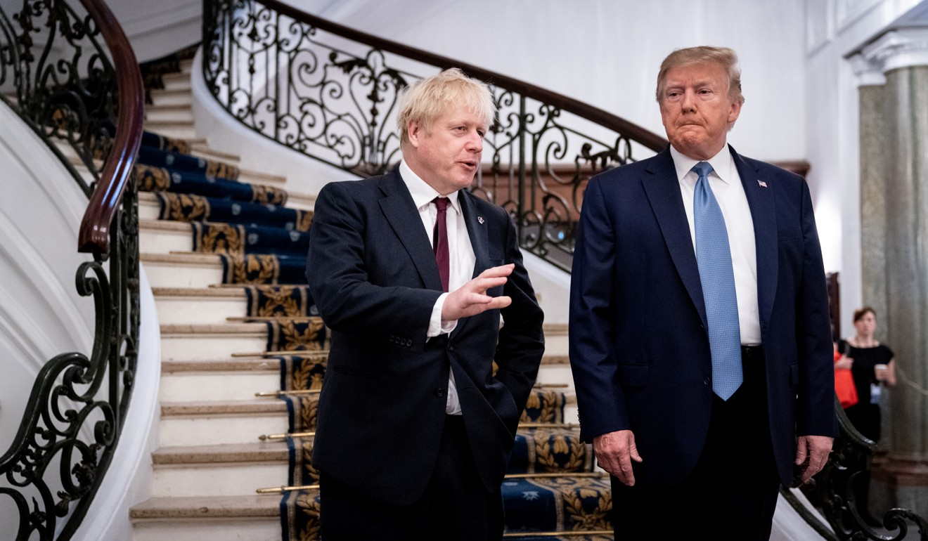 What's for breakfast at G7? Donald Trump dishes out praise for 'fantastic' UK PM Boris Johnson