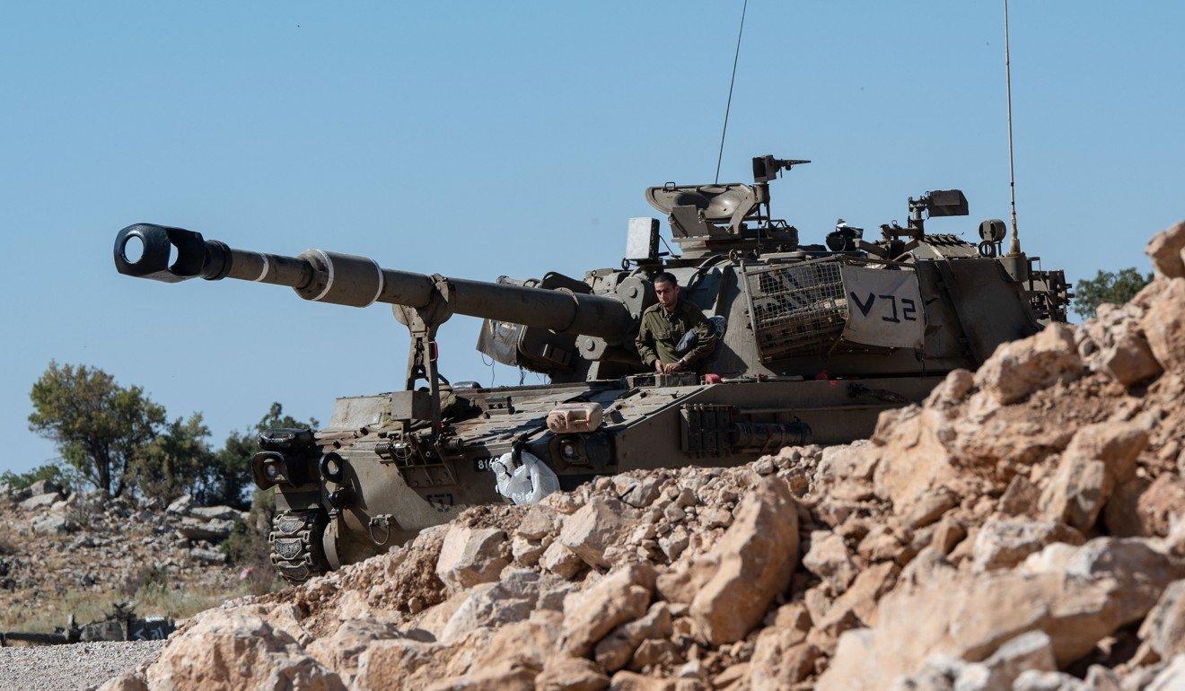 Israeli warplanes hit Hamas targets in Gaza after rockets fired, army says