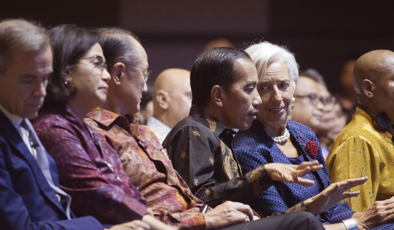 For Indonesia's finance chief Sri Mulyani, what will a 'bigger' role in new Jokowi cabinet entail?