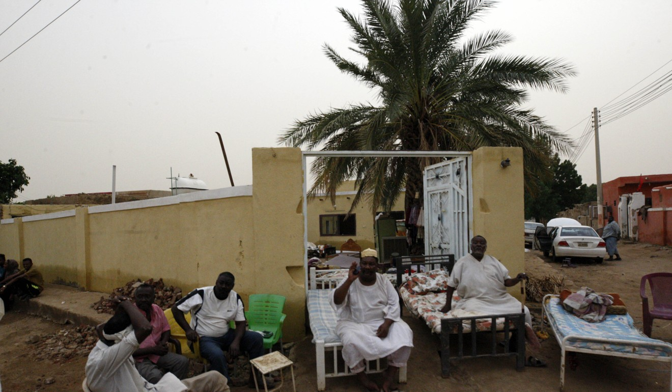 Sudan flood death toll reaches 62 after weeks of torrential rain