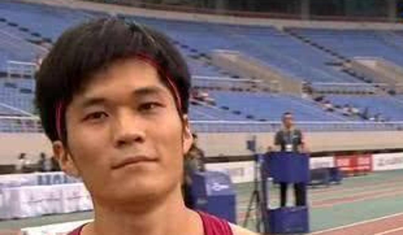 Liao Mengxue, corridore cinese di 400 metri. Foto: Sina Sports