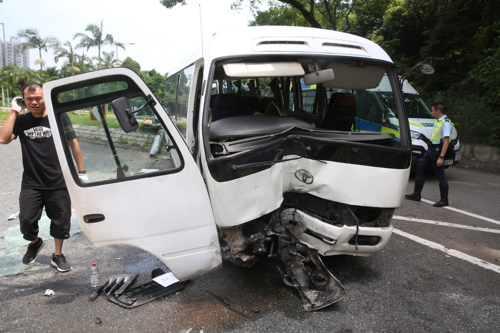 Accidents and personal safety in Hong Kong | South China