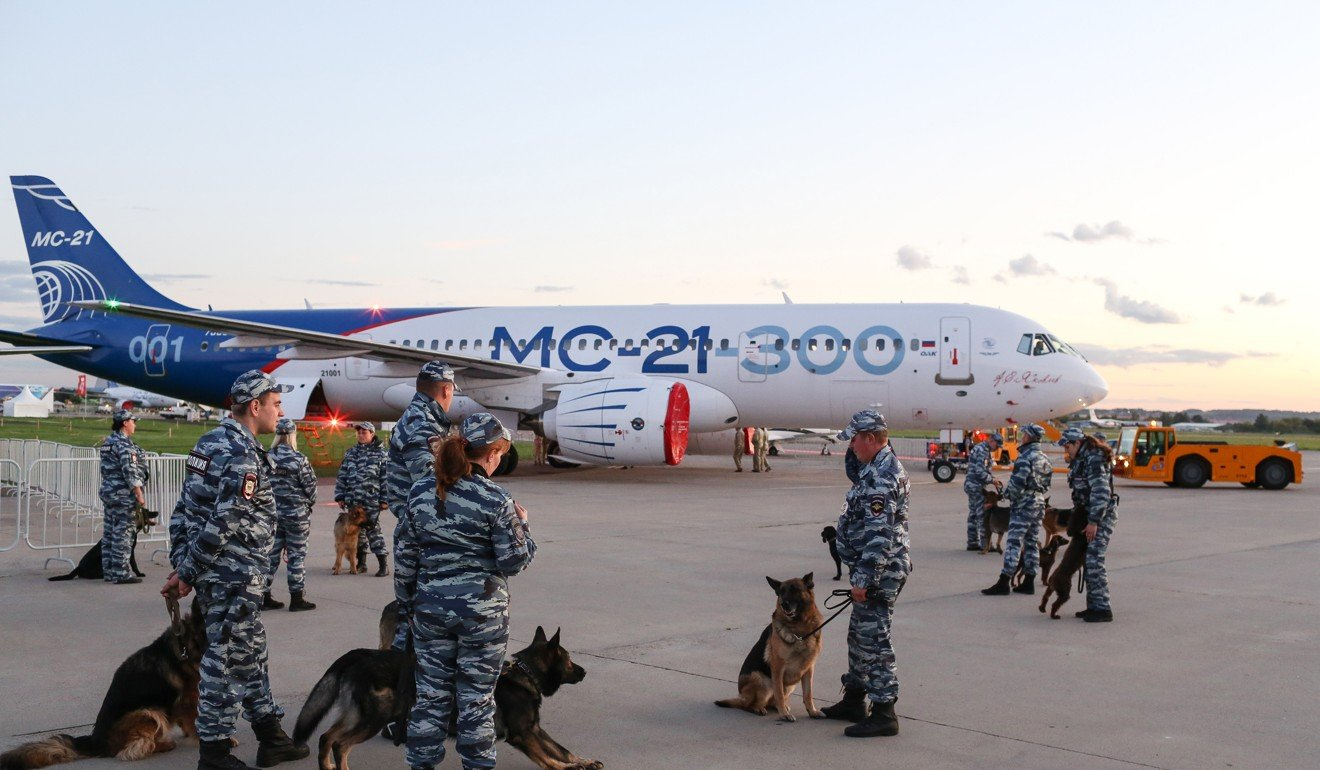 Can Russia's new MC-21 passenger jet challenge the Airbus A320 and Boeing's 737?