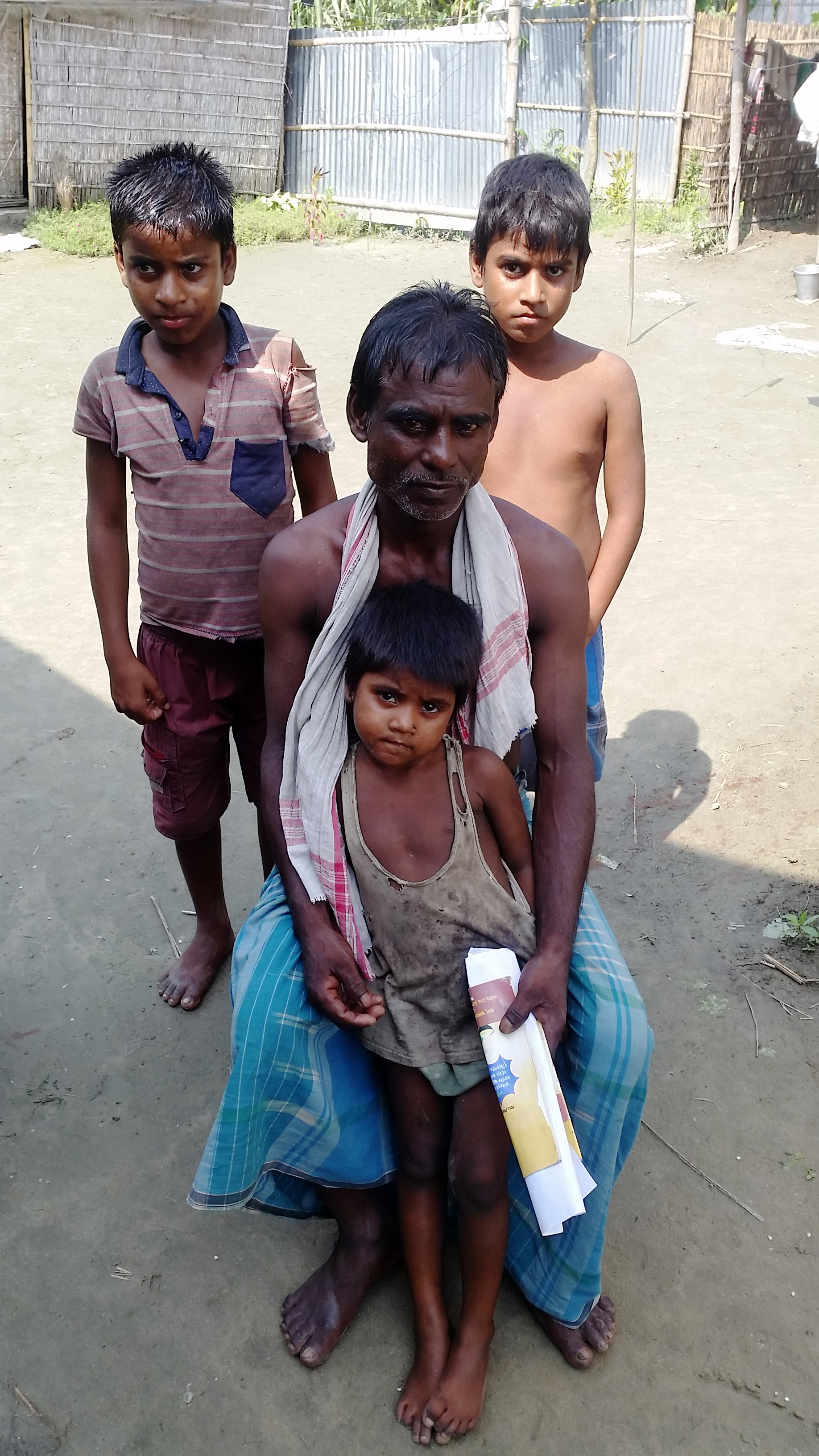 Abandoned in Assam: India creates its own Rohingya, and