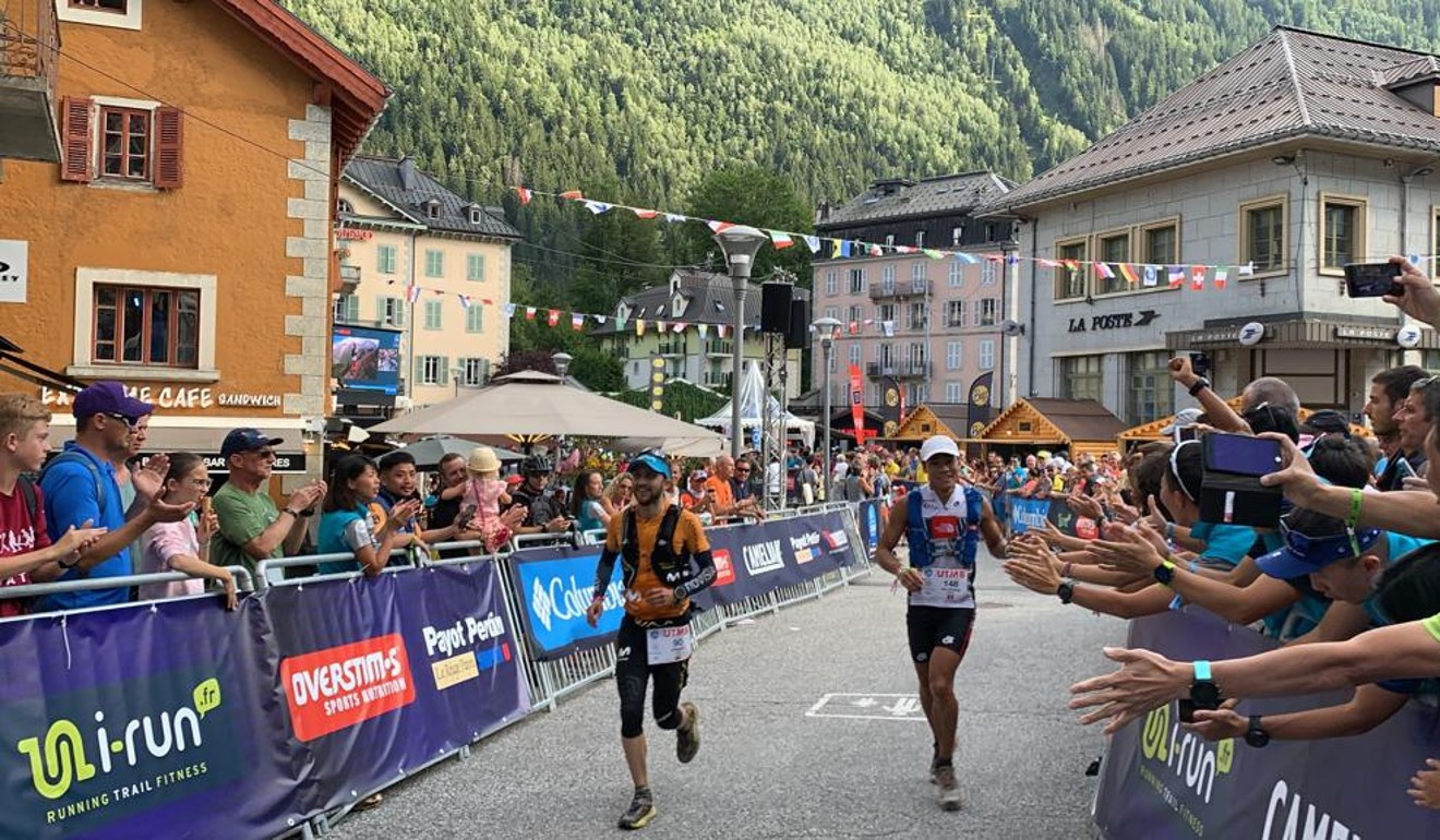 UTMB 2019: Hongkonger Wong Ho-chung finishes in top 10 by running 'the perfect race'