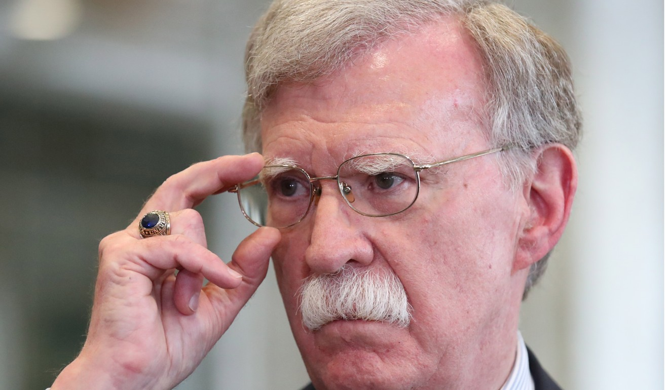 John Bolton accuses China of stealing F-35 technology to make a stealth fighter. Is this what he was talking about?