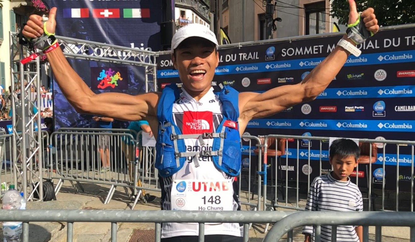 Wong is the highest Hong Kong finisher at the famous race. Photo: Ryan Blair