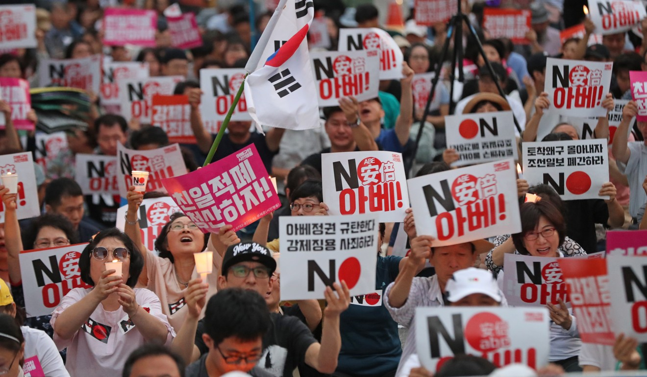 Japanese fans of K-pop and kimchi unfazed by row with South Korea