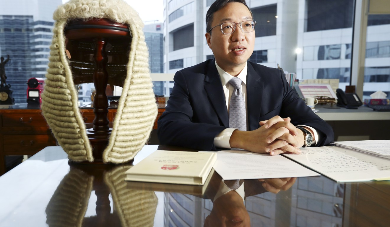 Paul Lam, one of the new appointees to the IPCC probe. Photo: Nora Tam