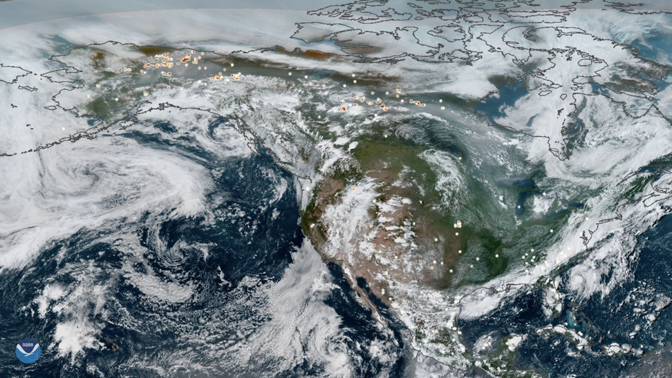 Dark days ahead as huge Arctic wildfires spew soot