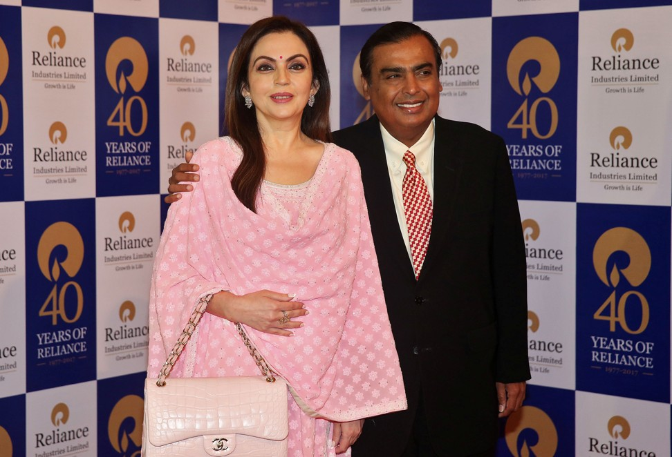5 things you didn't know about Nita Ambani, wife of Asia's