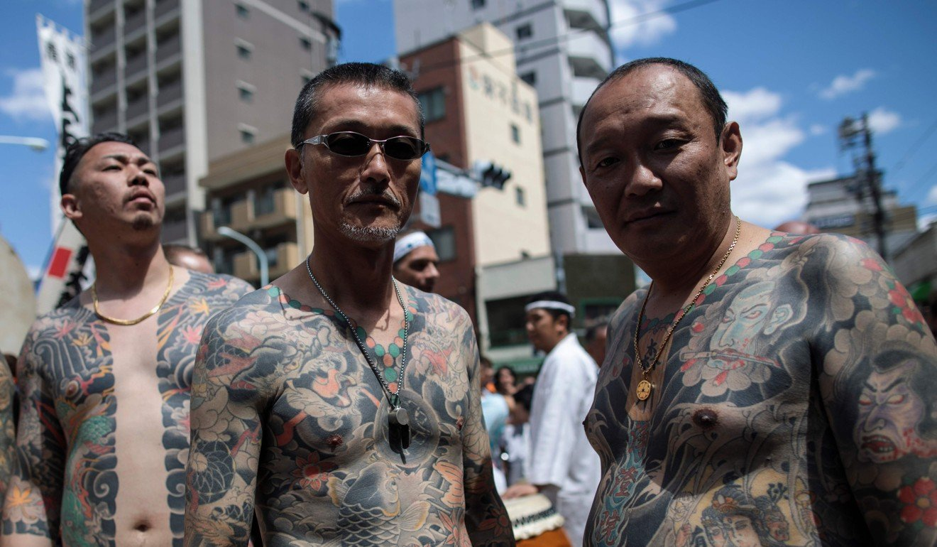 Japan's yakuza are being arrested for poaching fish. Are they all washed up?