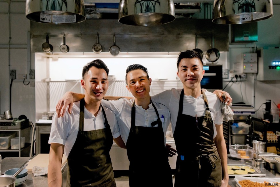 Do young chefs have more culinary skill? Singapore restaurants take a chance on under-30 masters