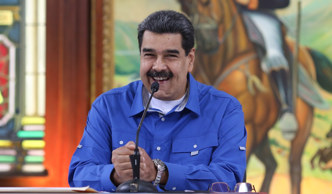 Venezuelan President Nicolas Maduro. Photo: AFP