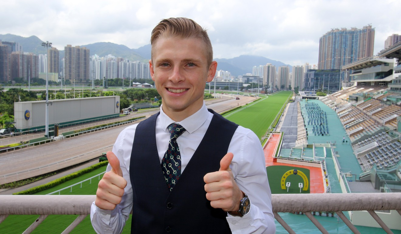 South African jockey Lyle Hewitson will miss the next four meetings with suspension.