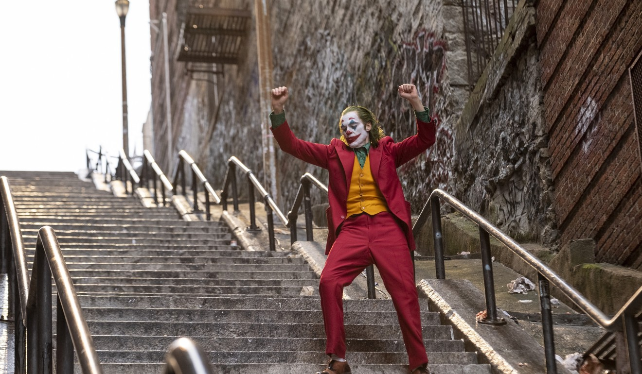 'Joker' wins top prize at Venice film festival after Joaquin Phoenix gets rave reviews as Batman's arch-enemy