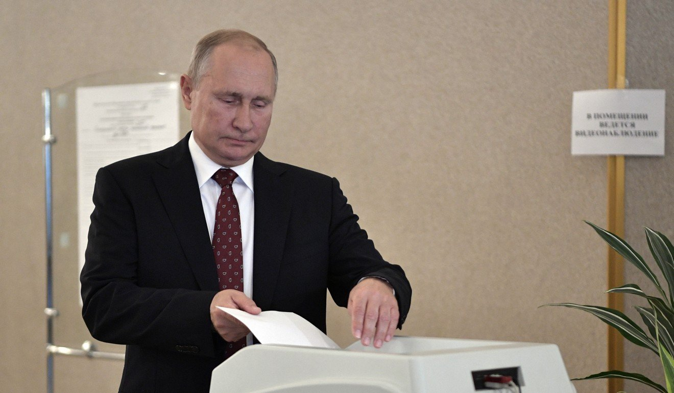 All eyes on Moscow as Russians go to polls after biggest protests in years