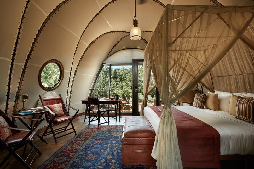 Sri Lanka's Wild Coast Tented Lodge takes glamping to a new level