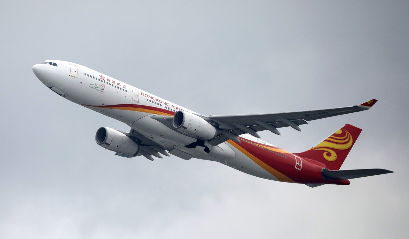 Hong Kong Airlines postpones public debut of new US$229 million training centre, citing 'recurring issues' in city