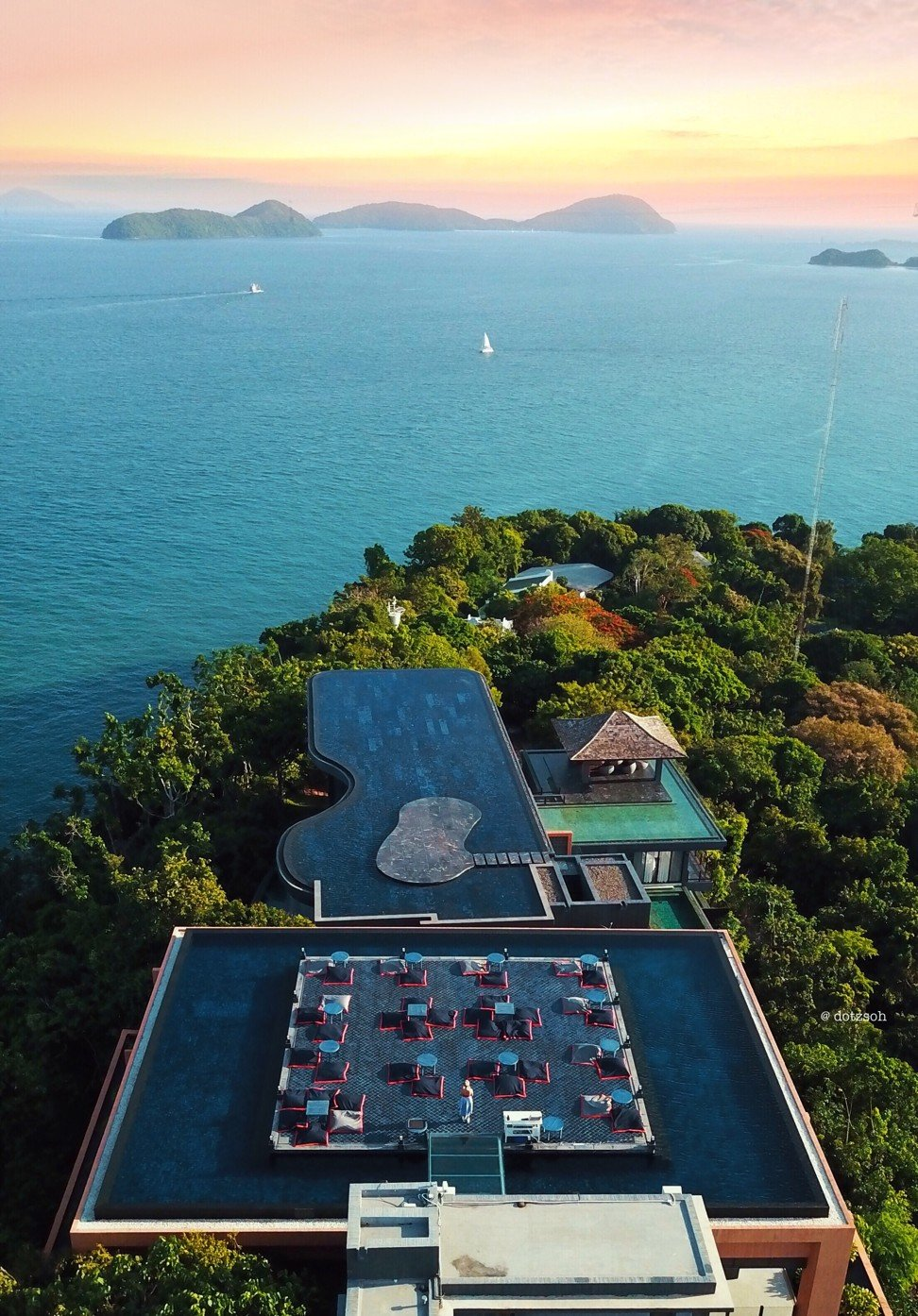 Would you pay US$8,280 a night to stay at Phuket's new luxury five-bedroom X24 super villa?