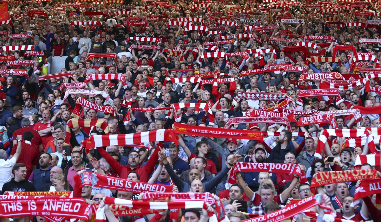 Liverpool fans plan trademark protest against Newcastle