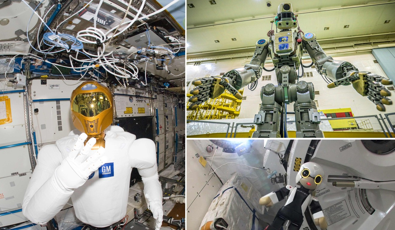 Mission over: Russia terminates its 'Fedor' space robot