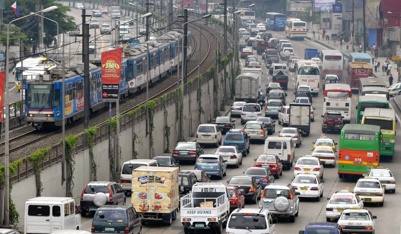 Manila traffic jams take deadly toll as patients die in ambulances stuck in gridlock