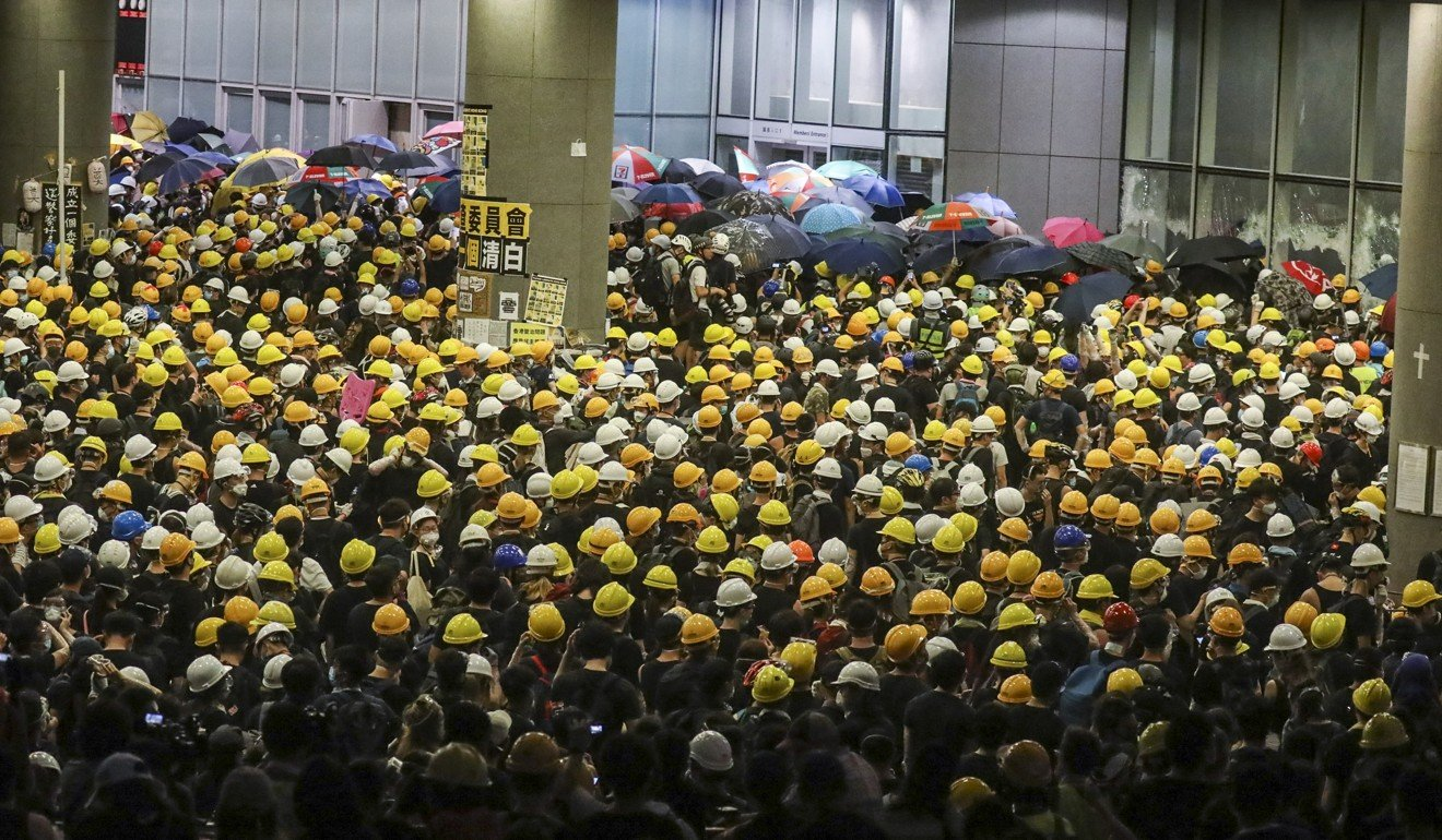 What next for Hong Kong protesters left in limbo in Taiwan?