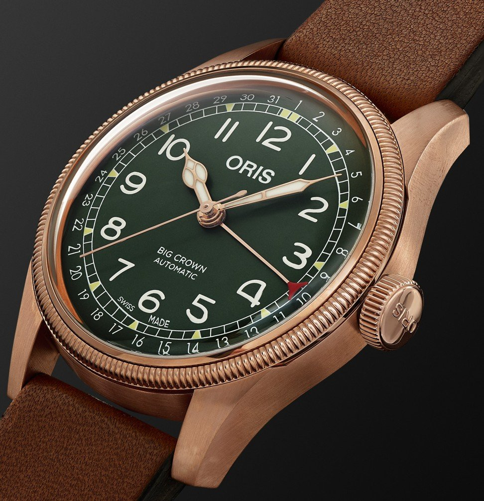 Three timeless new watches from Bell & Ross, Oris and Nomos
