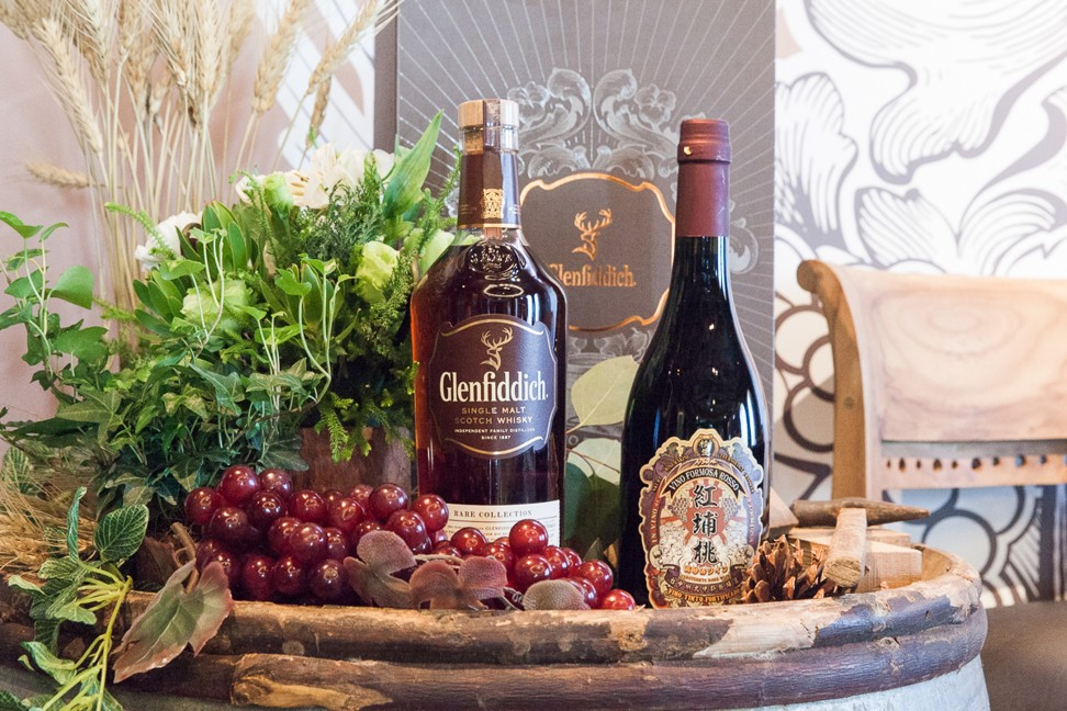 Why did whisky maker Glenfiddich experiment with champagne casks – and what were the results?