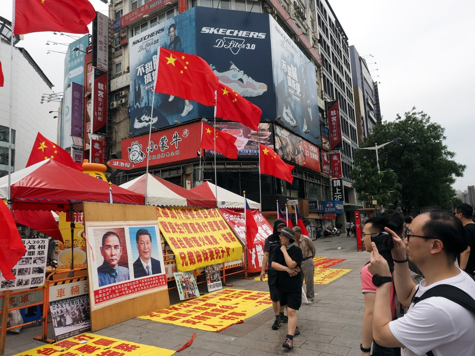 Is Taiwan leader Tsai Ing-wen's solidarity with the Hong Kong protesters just a presidential election ploy?