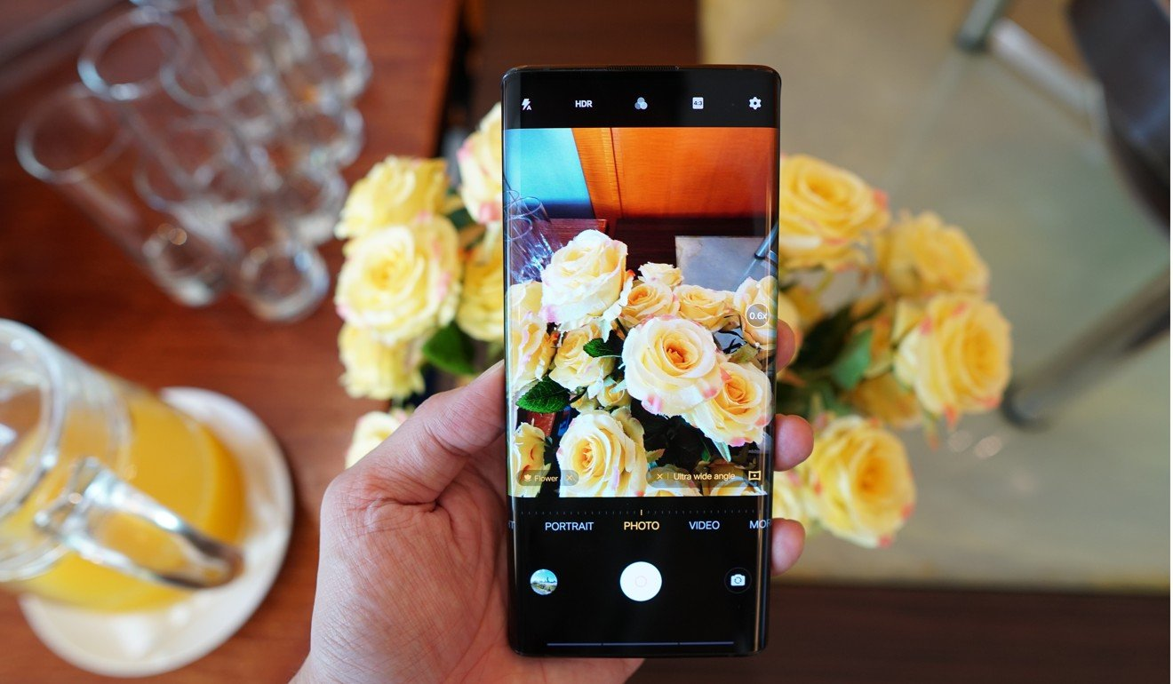 The Vivo Nex 3 can shoot at full 64-megapixel resolution to produce an image that can be blown up. Photo: Ben Sin