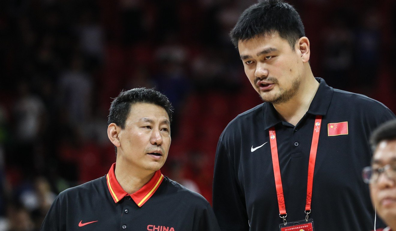China basketball coach Li Nan resigns after team's disastrous showing at Fiba World Cup