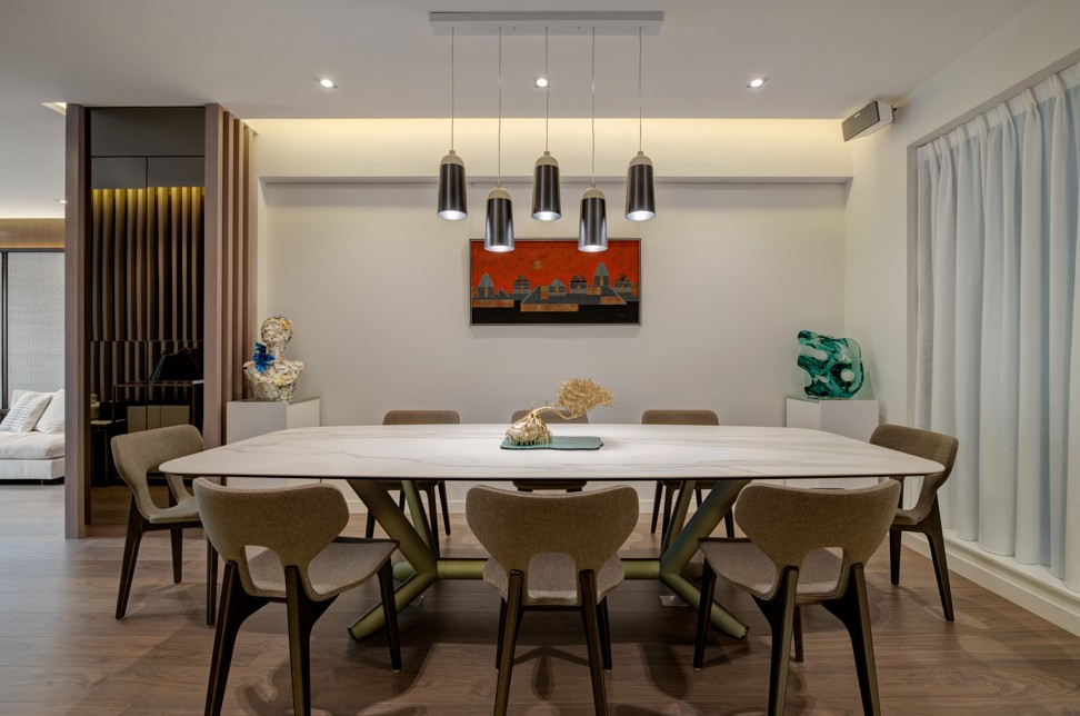 Inside a charity worker's calming, welcoming Hong Kong home that hosts a steady stream of guests