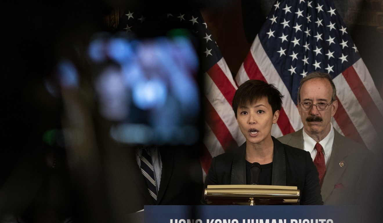US House speaker Nancy Pelosi backs congressional legislation on Hong Kong