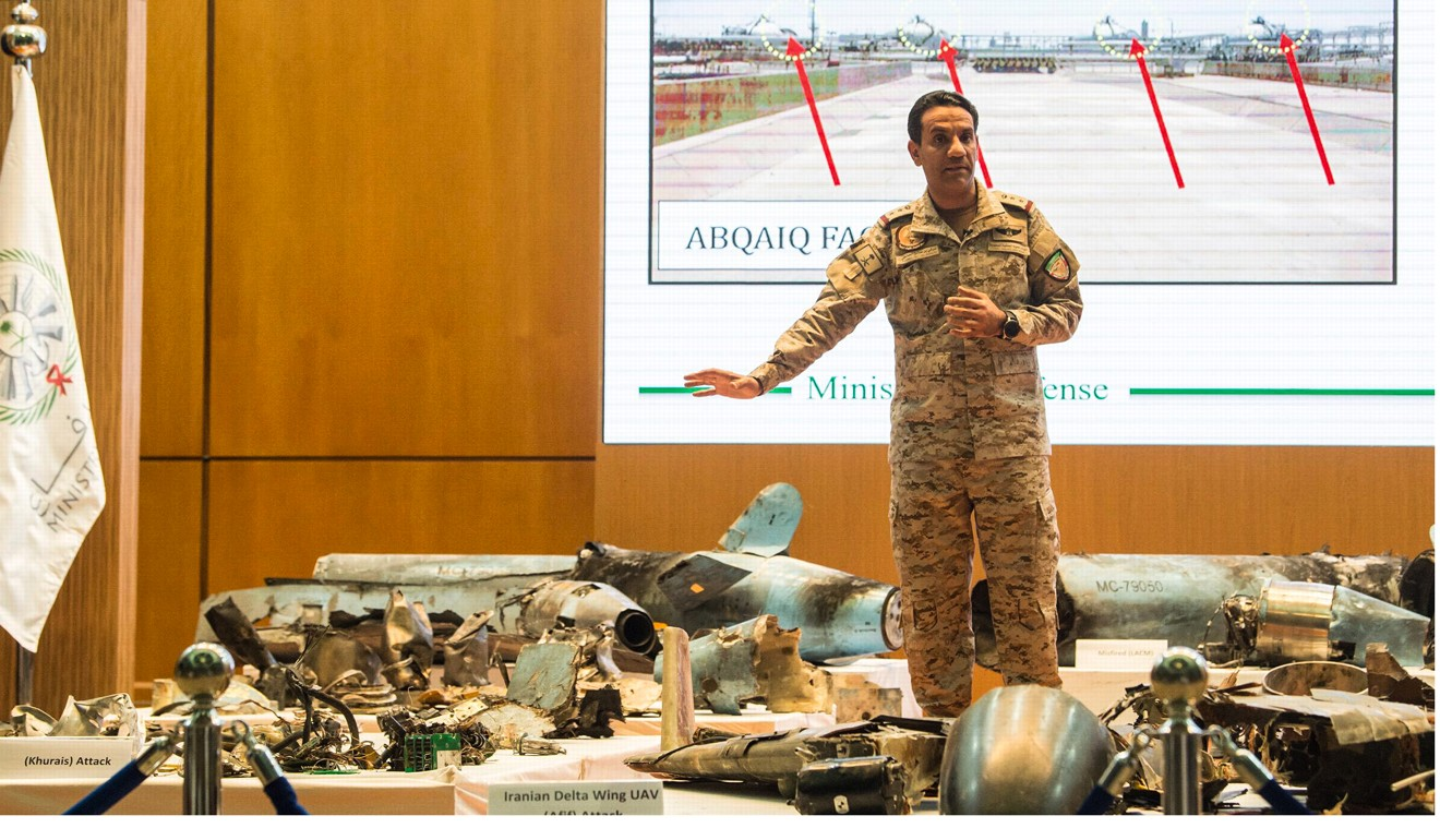 How did attack breach Saudi Arabia's state-of-the-art missile defences?