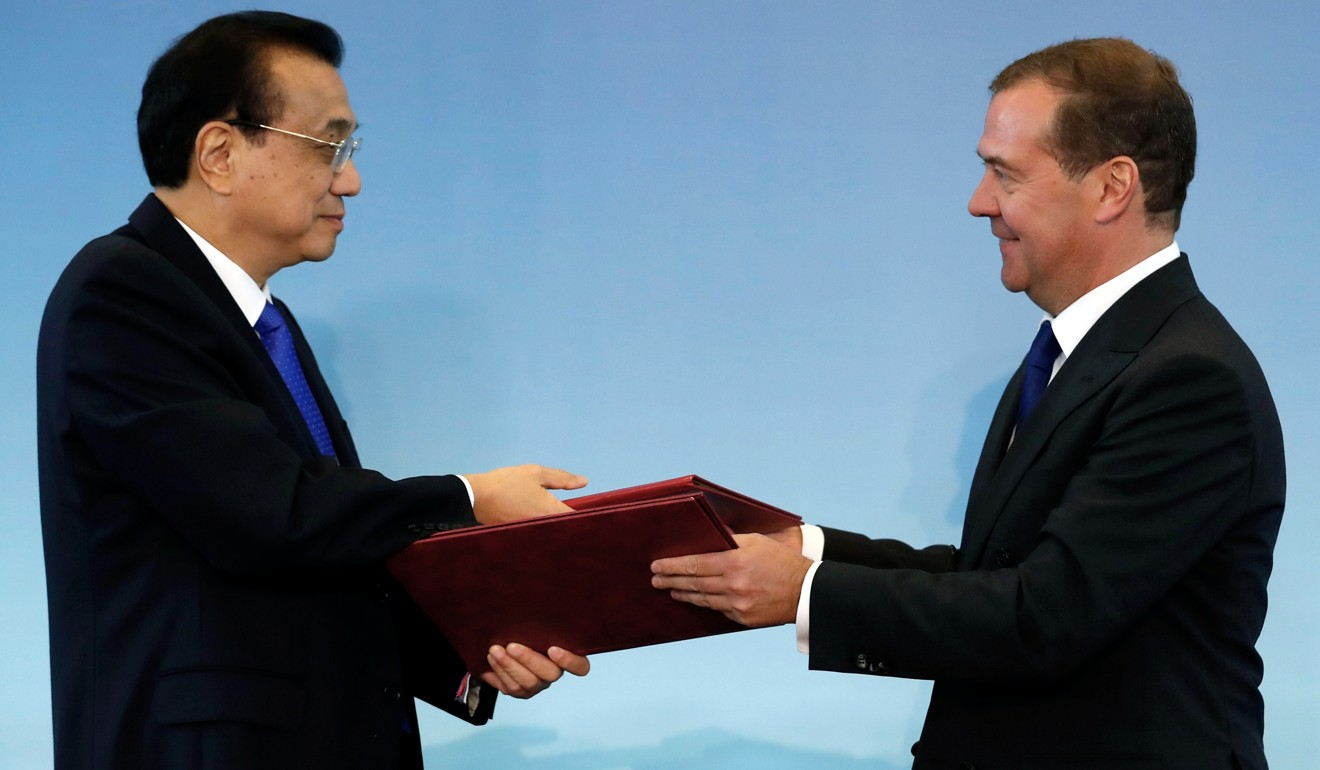 China and Russia agree to continue alliance building in defence of multilateralism