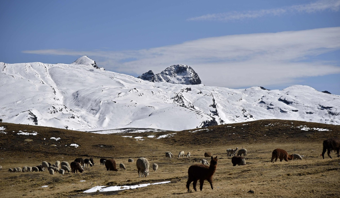 La Paz, Bolivia: world's highest capital faces shrinking water supply as Andean snowcaps disappear