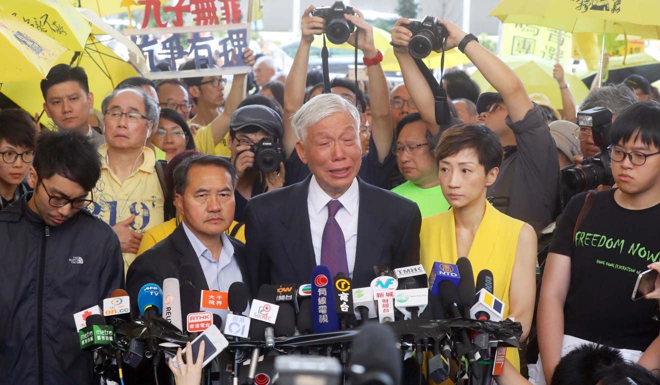 Lenient sentencing for rioters could only prolong the protests and lead to a loss of faith in Hong Kong's courts