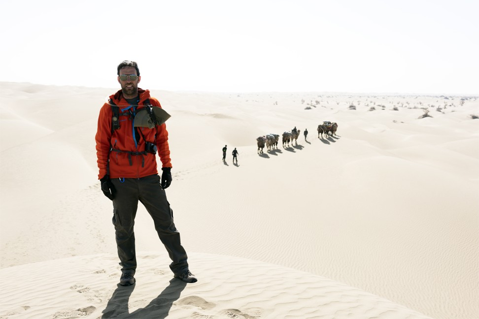 When Extreme Treks' host Ryan Pyle left Canada for China, he had no idea it would kick-start a lifetime of travel