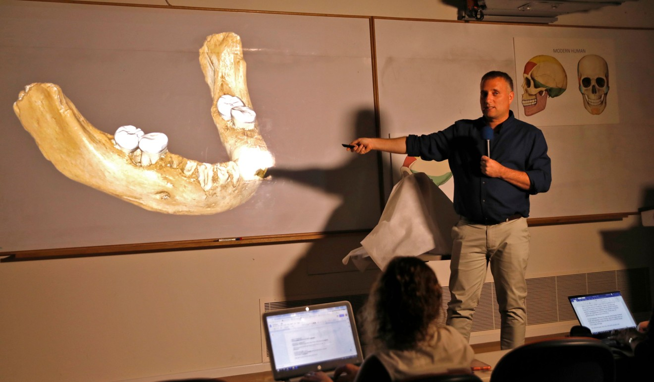 Israeli scientists recreate skull of Neanderthal cousin using DNA