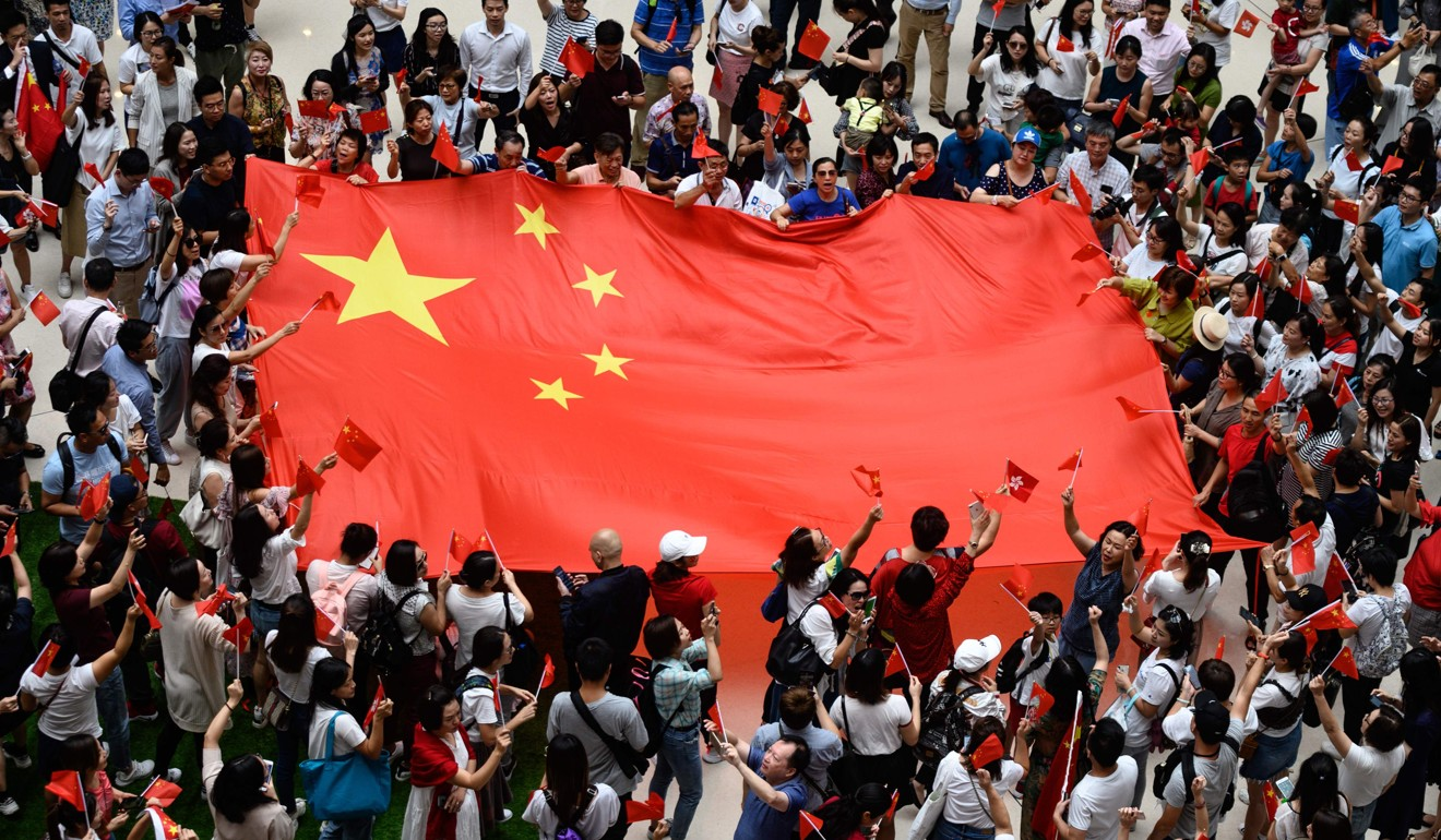For its 70th National Day, a strong China can afford to grant Hong Kong protesters' wishes