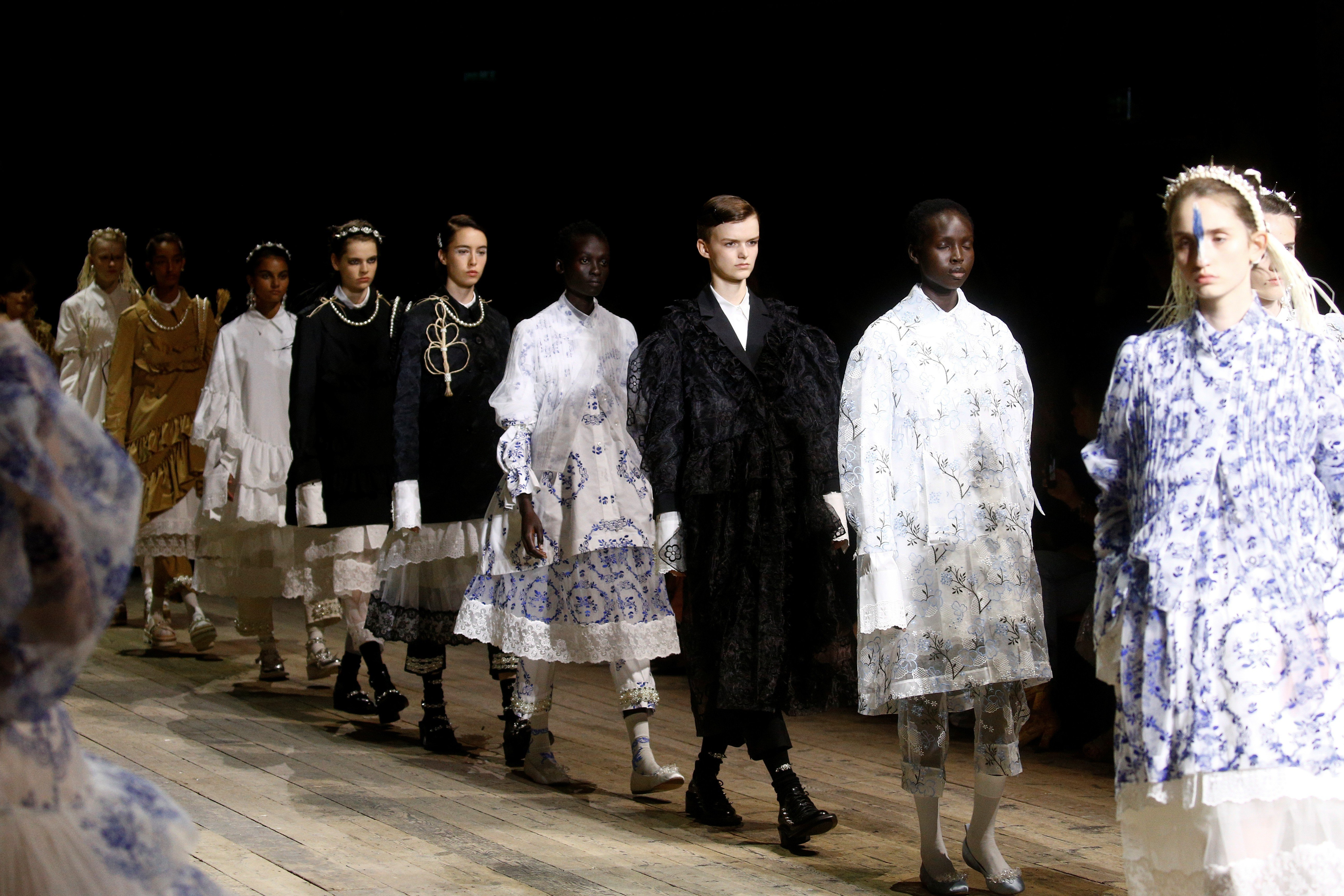 London Fashion Week The Uk Is Open For Chinese Designers But For How Long South China Morning Post