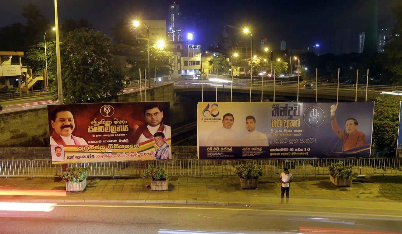 Sri Lanka will hold a presidential election on November 16. Photo: AP